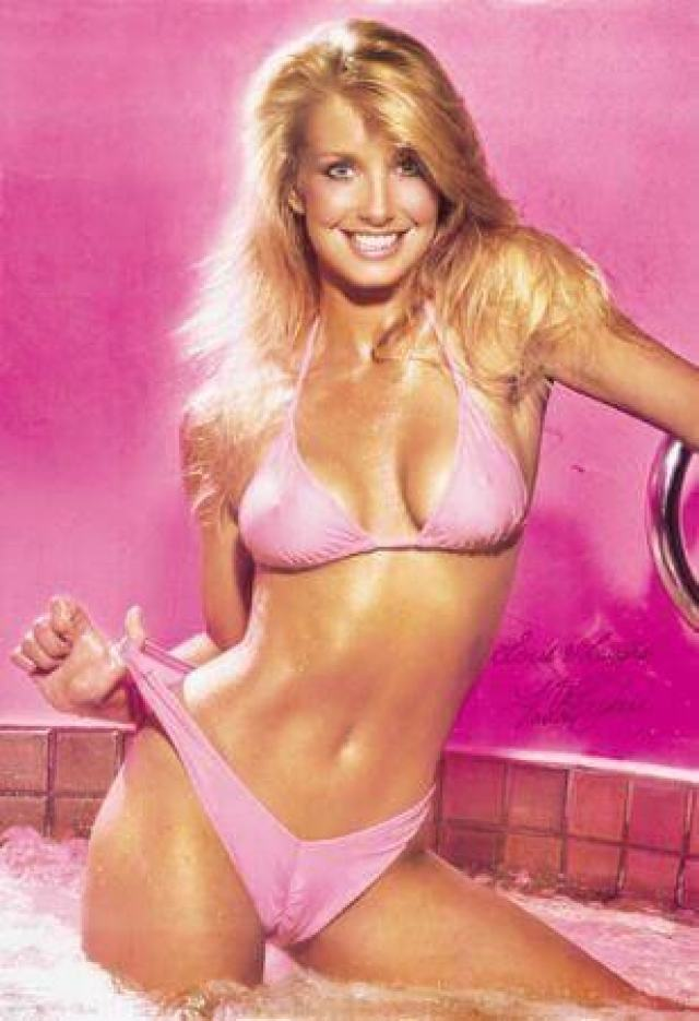 Heather Thomas beautiful