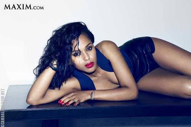 Kerry Washington sexy pics