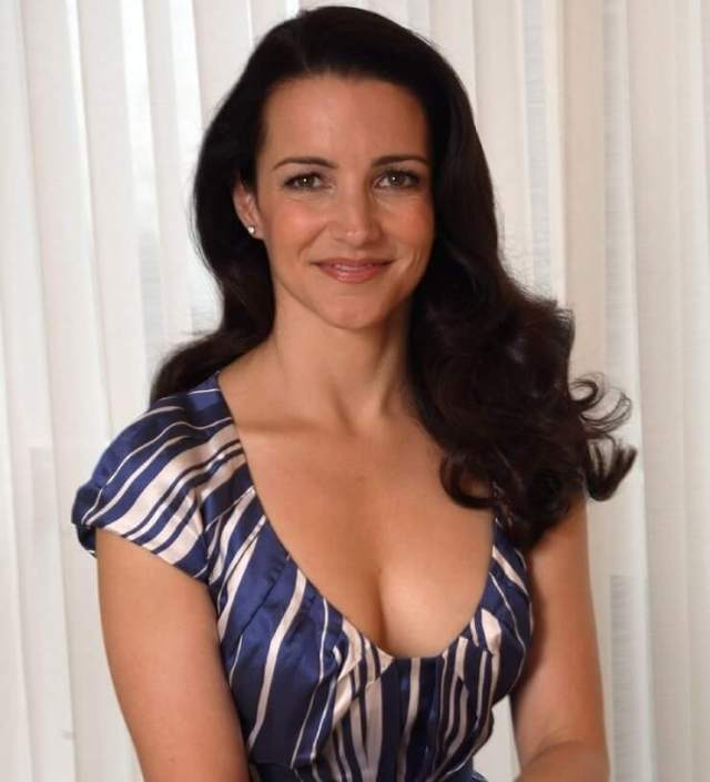Kristin Davis big boobs