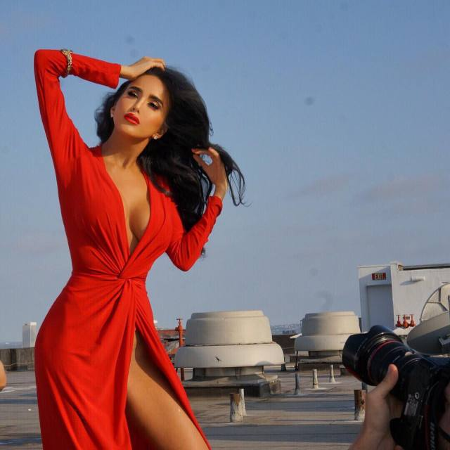 Lilly Ghalichi beautiful picture