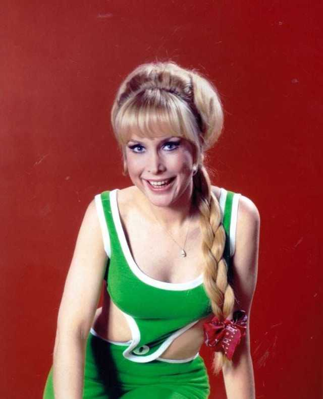 Barbara Eden big boobs (2)