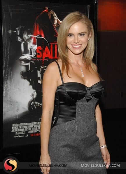 Betsy Russell smile