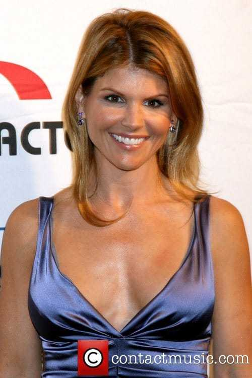 Lori Loughlin sexy cleavage (1)