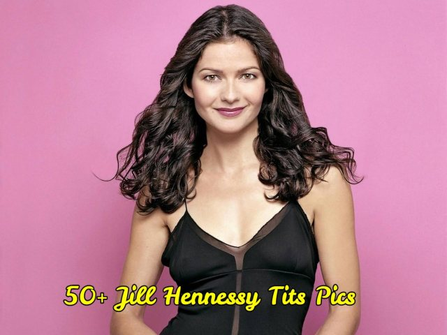 jill hennessy hottie look