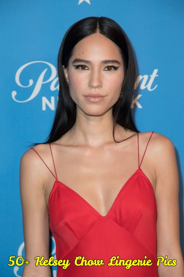 kelsey chow sexy dress