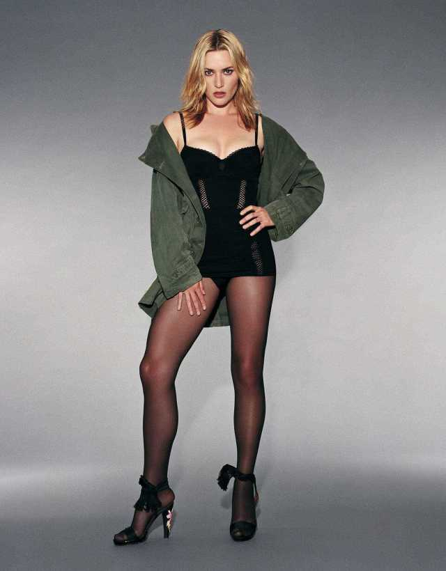 45 Nude Pictures Of Kate Winslet Which Make Certain To