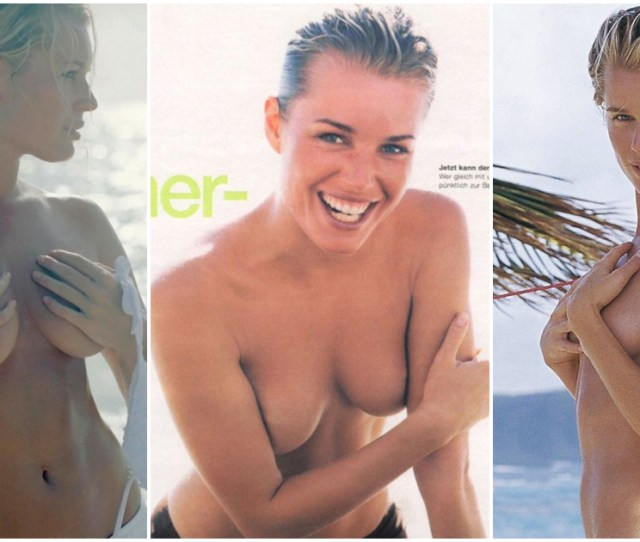 Nude Pictures Of Rebecca Romijn Which Will Make You Slobber For Her