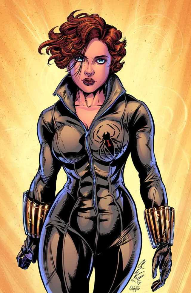 Black Widow (Yelena Belova)