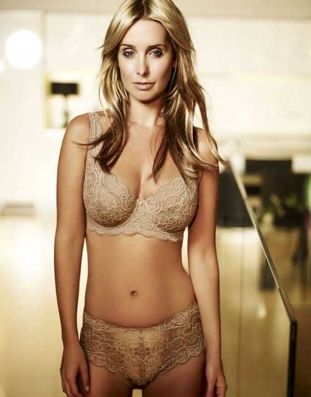 Louise Redknapp pussy