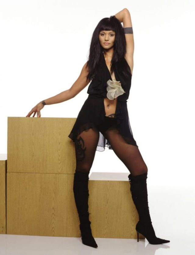 Persia White pussy