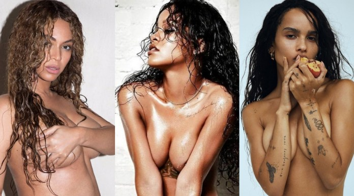 Top 50 Sexiest Black Actresses Who Are No Less Than Godesses
