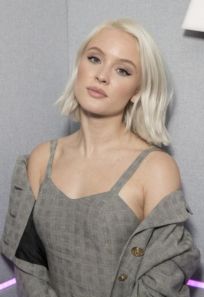 61 Sexy Zara Larsson Boobs Pictures Will Spellbind You
