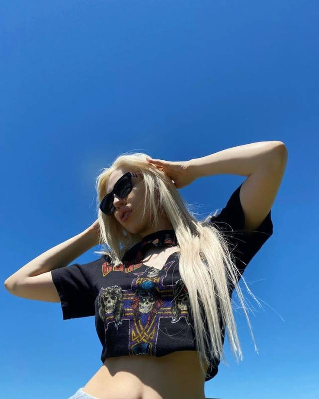 61 Sexy Ava Max Boobs Pictures Which Will Make You Succumb