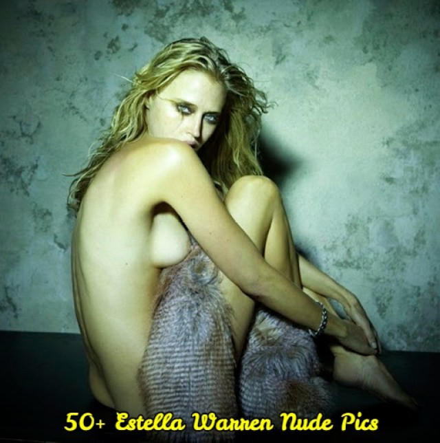 Estella Warren nude