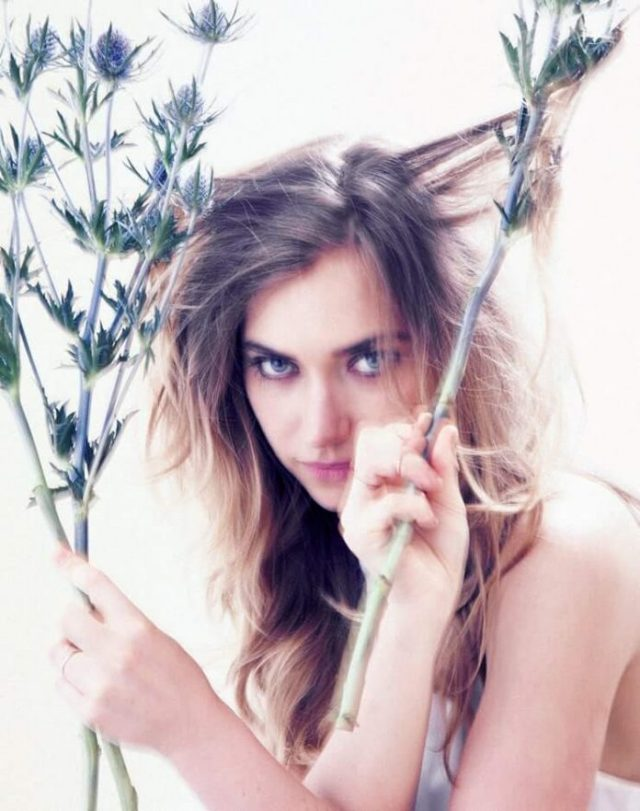 Imogen Poots naked