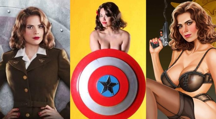 51 Hot Pictures Of Peggy Carter Are Excessively Damn Engaging