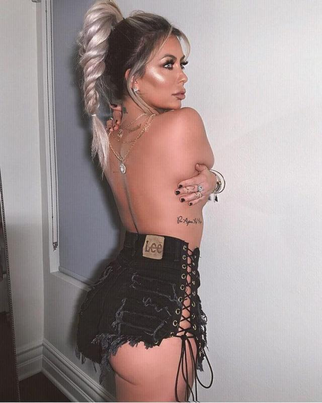 Aubrey O'Day ass pictures