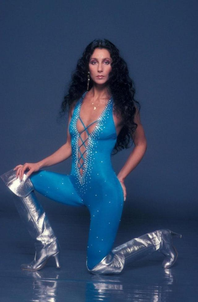 51 Sexy Cher Boobs Pictures Will Cause You To Ache For Her ...