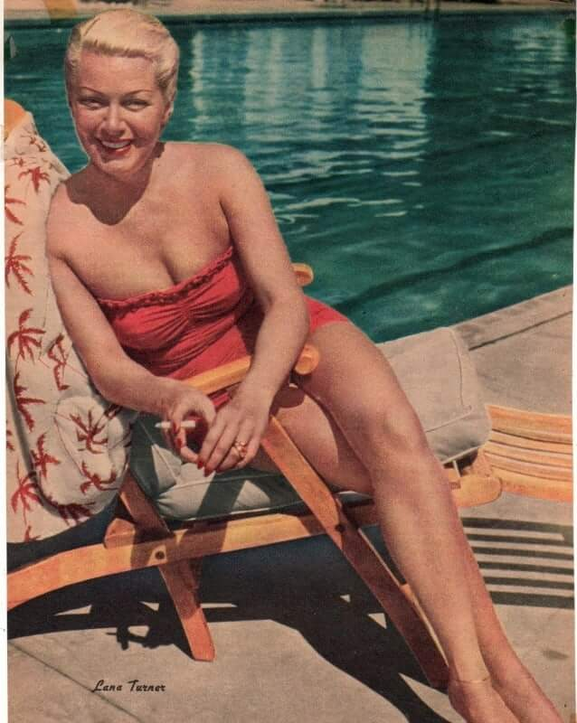 Lana Turner sexy pictures