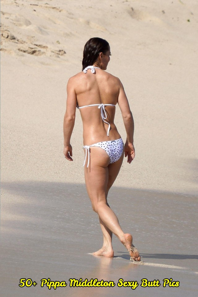 Pippa Middleton sexy butt pic