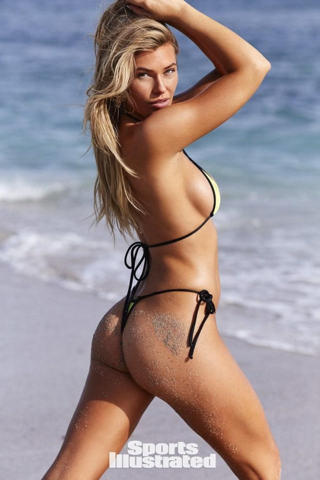 Samantha Hoopes sexy side butt pictures