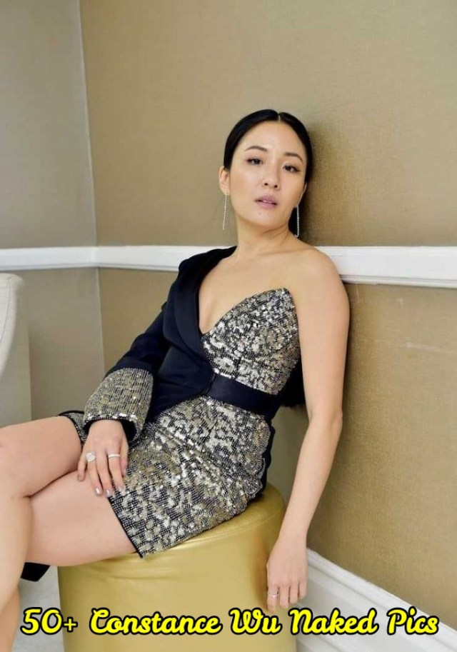 Constance Wu naked