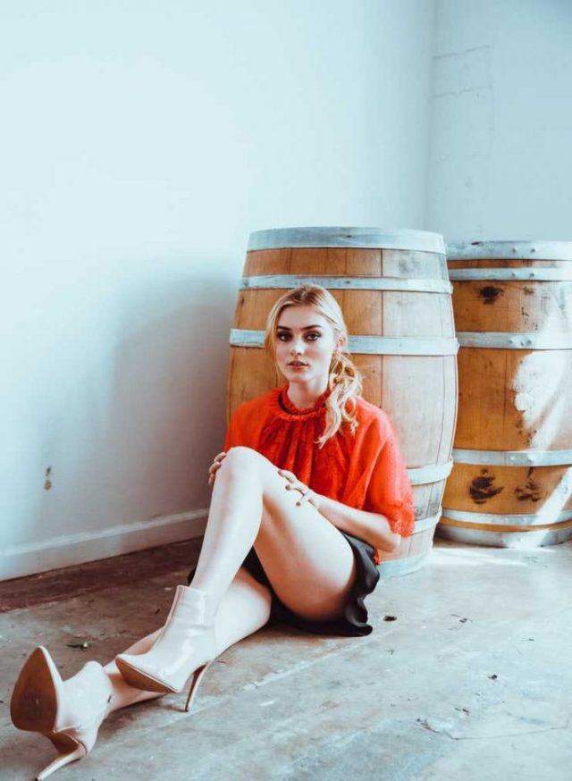 Meg Donnelly pussy