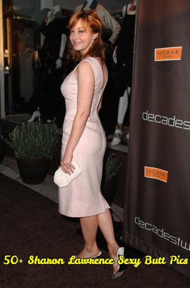 Sharon Lawrence Sexy Butt Pics