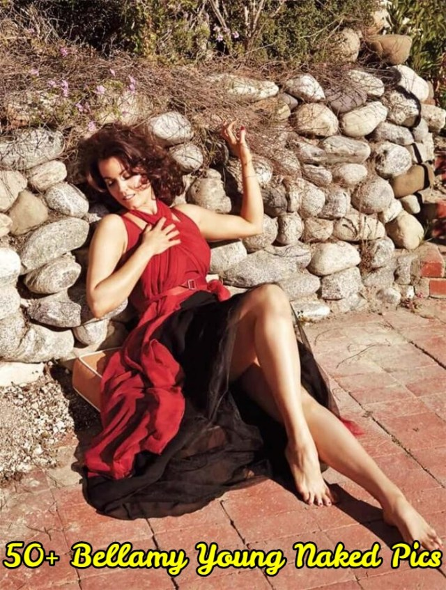 Bellamy Young naked pics