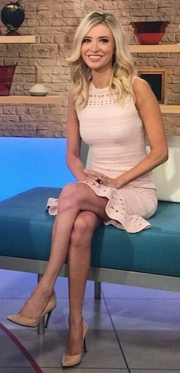 Kayleigh McEnany sexy pictures