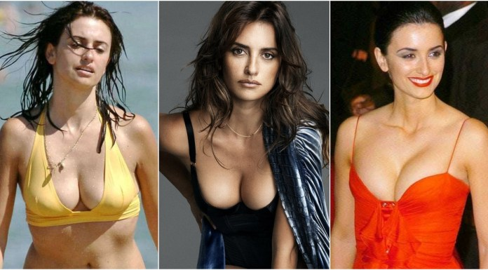 75+ Hot Pictures Of Penelope Cruz Confirm That She Doesn't Age At All