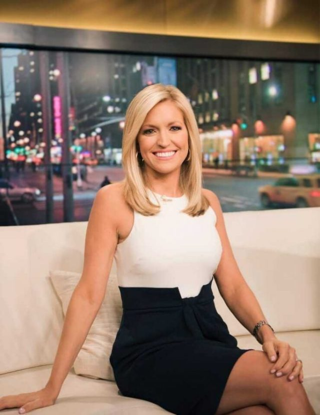 Ainsley Earhardt sexy thigh pics