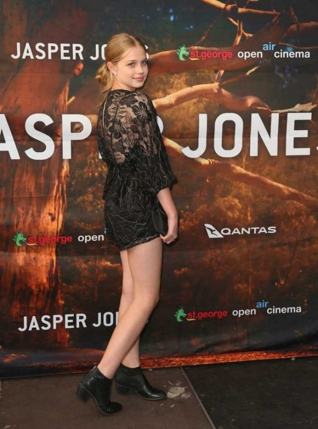 Angourie Rice butt pics