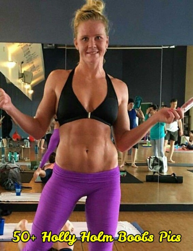 Holly Holm Boobs Pics