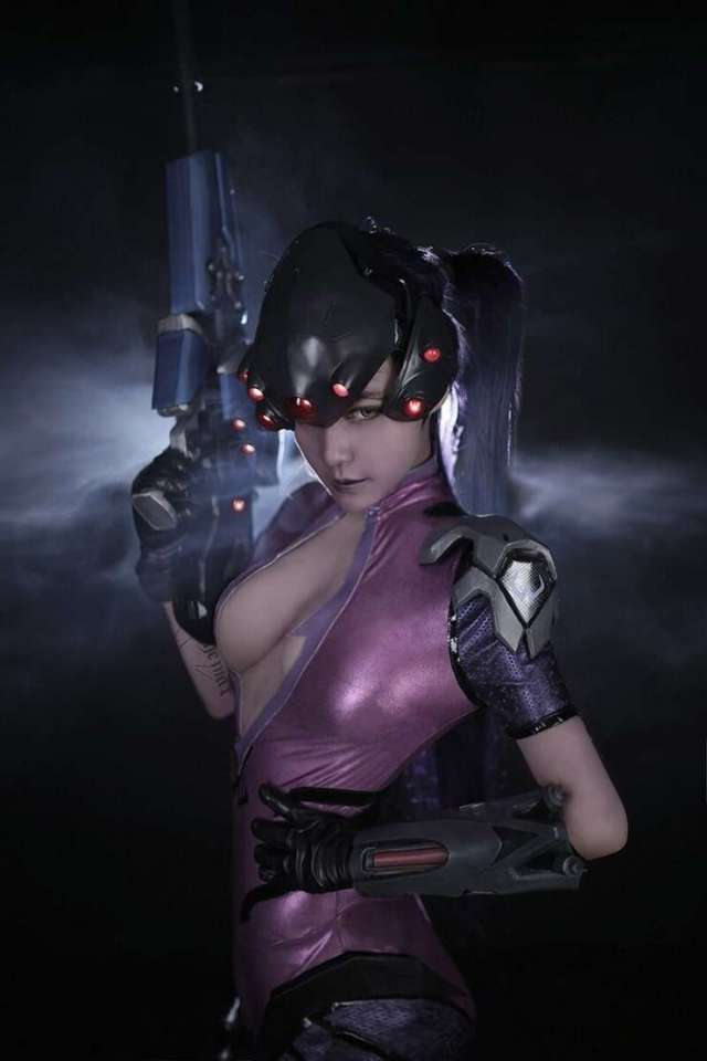 widowmaker hot pics