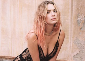 Ashley Benson Shows Off Her Sexy Figure As She Poses In Skimpy Outfits