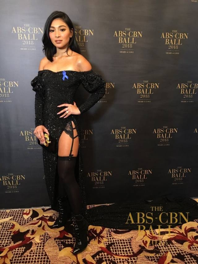 Nadine Lustre sexy pictures