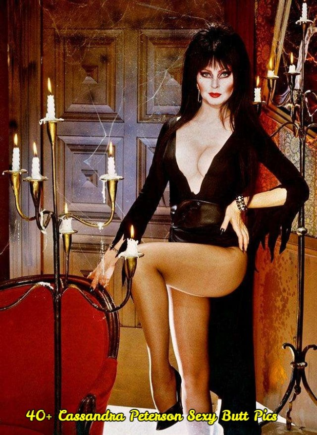 Cassandra Peterson sexy pictures
