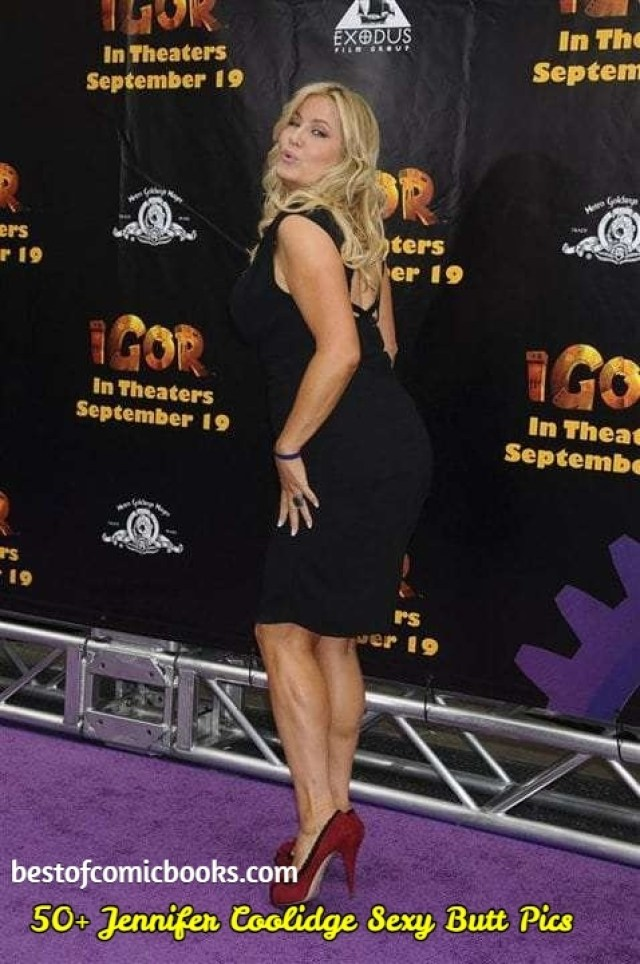 Jennifer Coolidge sexy pictures