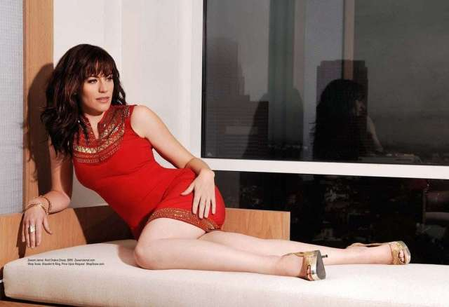 Maggie Siff hot