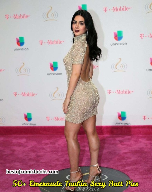 Emeraude Toubia sexy pictures