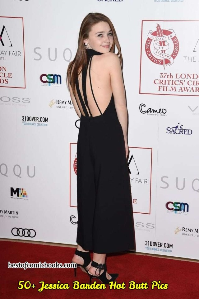 Jessica Barden hot pictures