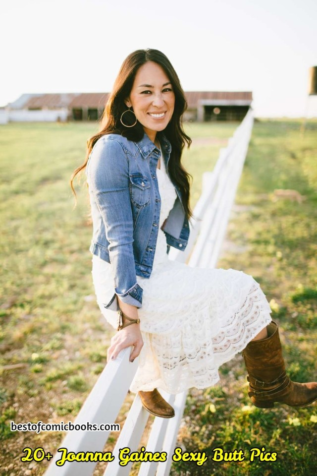 Joanna Gaines sexy pictures