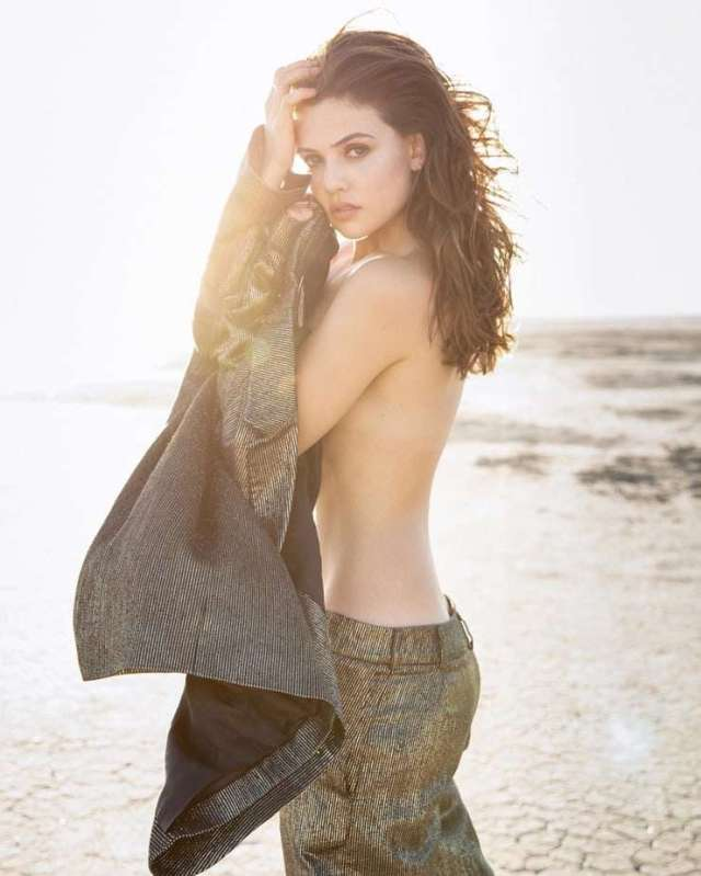 Danielle Campbell ssexy