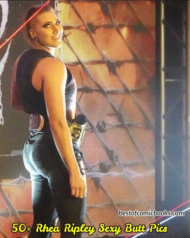 Rhea Ripley sexy pictures