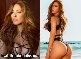 Yanet Garcia Looks Hot And Sexy As She Models Skimpy Outfits For Her Instagram Pictures