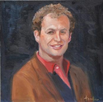 Anthony Alderson, director Pleasance