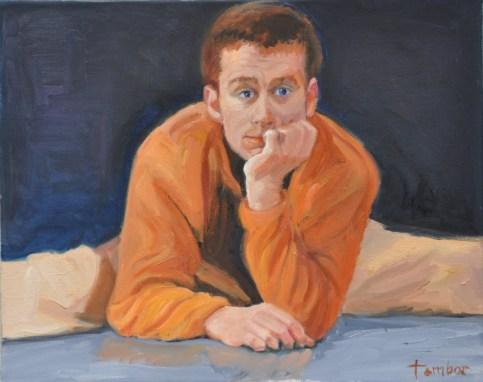 """Tobias Wegner, performer/creator, """"LEO"""", Best of Edinburgh Award winner 2011"""