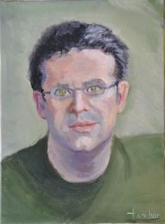 "Michael Redhill, Playwright ""Goodness"" Best of Edinburgh Award winner 2007"