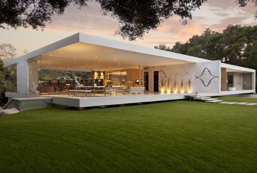 The Glass House by Steve Hermann - Best of Interior Design ... on Modern Glass House Design  id=87220